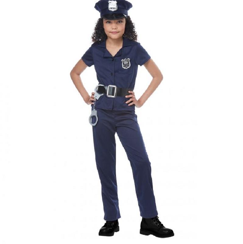 6074f110d7d Cop Costume For Men & Adults Police Costume Mens Policeman Cop Fancy ...