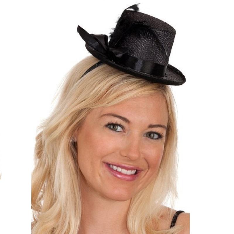 dc9fcfc0db67b Glitter Top Hat Headband