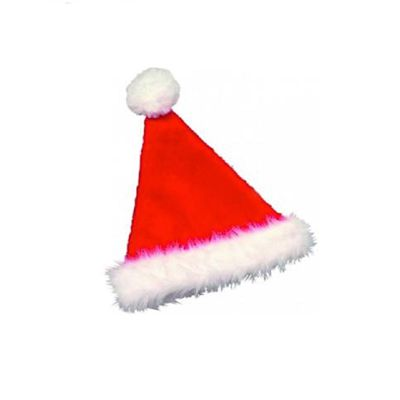 ba8e243d6c1 Santa Hat Long Fur Trim Toddler