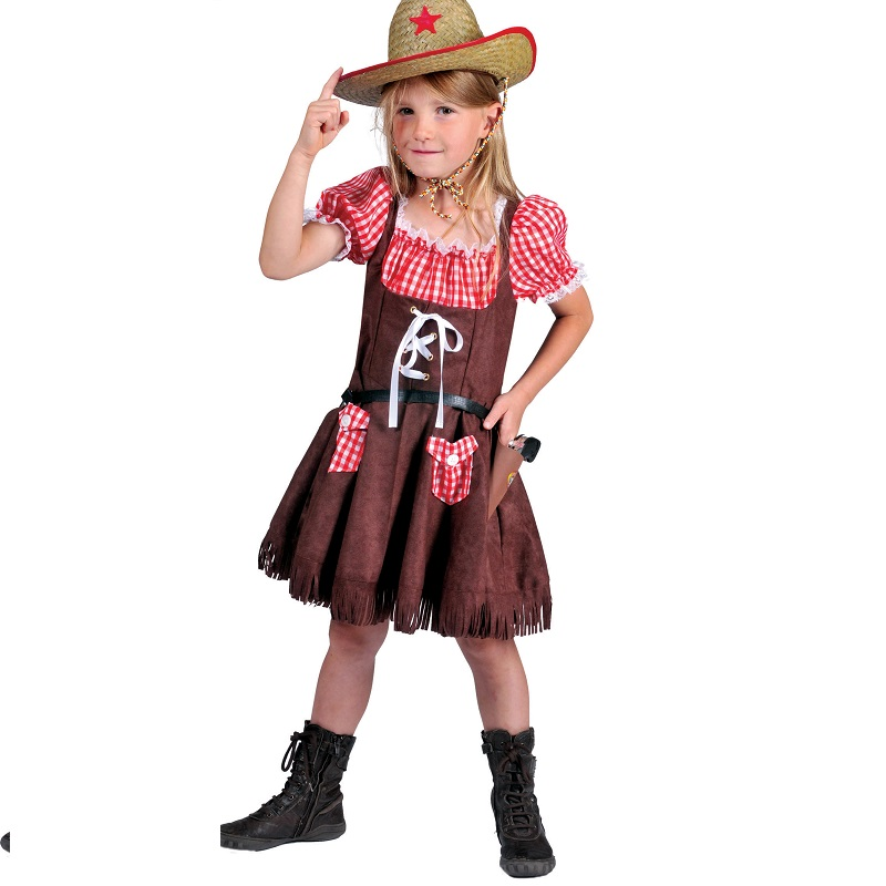 wild west denise childrens costume