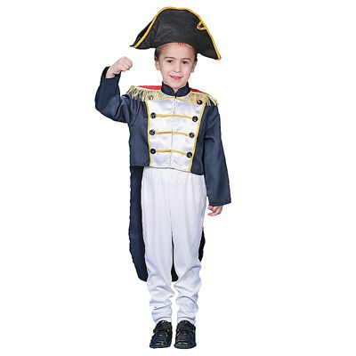 COLONIAL GENERAL CHILDu0027S COSTUME $22.19 VIEW  sc 1 st  Arleneu0027s Costumes & Historical Costumes | Arleneu0027s Costumes