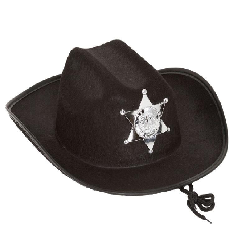 COWBOY SHERIFF HAT CHILD $9.99 VIEW