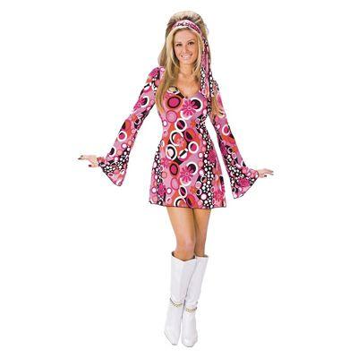 FEELINu0027 GROOVY WOMENS COSTUME $31.99 VIEW  sc 1 st  Arleneu0027s Costumes & Womens Costumes | Arleneu0027s Costumes
